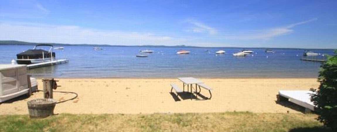 Sebago Lake Maine Vacation Home Cottage Rentals Loons Landing